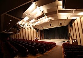 Российский дом науки и культуры в каталоге концертных залов на сайте агентства Artist Production