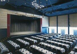 Saalbau Sossenheim во Франкфурте-на-Майне в каталоге концертных площадок на сайте агентства Artist Production