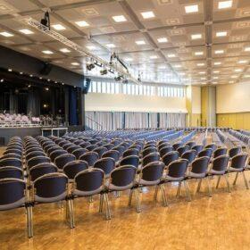 Stadthalle Bergen, фото 3