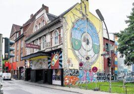 Зал Gruenspan в Гамбурге в каталоге концертных площадок на сайте агентства Artist Production