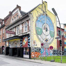 Зал Gruenspan в Гамбурге, фото 1