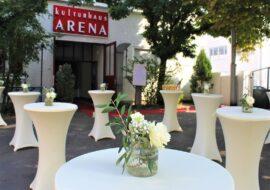 Kulturhaus Arena в Штутгарте в каталоге концертных площадок на сайте агентства Artist Production