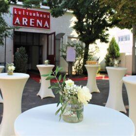 Kulturhaus Arena в Штутгарте, фото 1