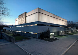 Meistersingerhalle в Нюрнберге в каталоге концертных площадок на сайте агентства Artist Production