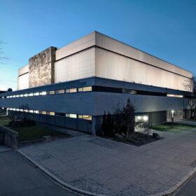 Meistersingerhalle в Нюрнберге, фото 1