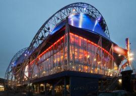 Musical Dome в Кёльне в каталоге концертных площадок на сайте агентства Artist Production
