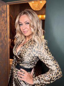 Российская телеведущая и продюсер Яна Рудковская занимает 4 место в рейтинге самых трудолюбивых представителей шоу-бизнеса