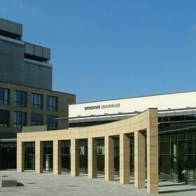 Bitburger Stadthalle, фото 1