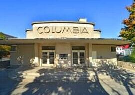 Columbia Theater в Берлине в каталоге концертных площадок на сайте агентства Artist Production