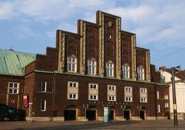 Die Glocke в Бремене в каталоге концертных площадок на сайте агентства Artist Production
