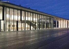 Oberschwabenhalle в Равенсбурге в каталоге концертных площадок на сайте агентства Artist Production