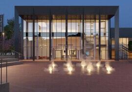 Rhein Sieg Forum в Зигбурге в каталоге концертных площадок на сайте агентства Artist Production