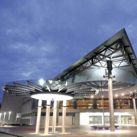 Stadthalle Braunschweig, фото 1